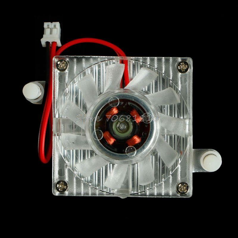 2 Pin 40mm Pc Gpu Vga Video Card Heatsink Cooling Fan Replacement