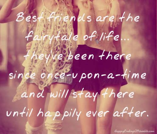 43 Best Friend Quotes For Girls | BFF. | Best friend quotes
