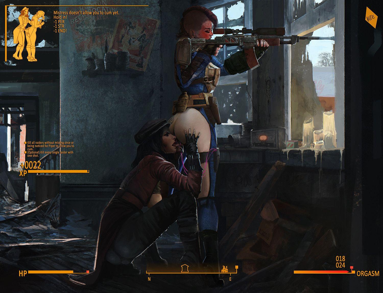 fallout 4 sex scene