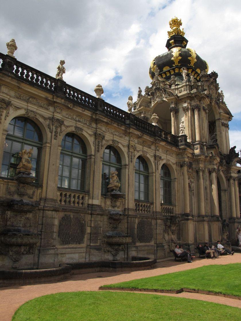 Germany Dresden Live Life Of Beauty Reiseziele Zwinger Dresden Dresden