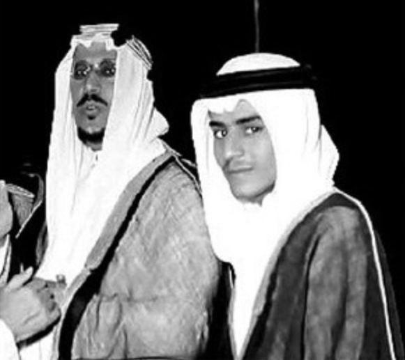 With Prince Naif Ben Abdulaziz الملك سعود وأخيه الأمير نايف رحمهم الله Face Art History Cosplay Tips