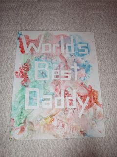 I Was Promised More Naps Father S Day Finger Painting Fathers Day Crafts Finger Painting Father S Day Diy