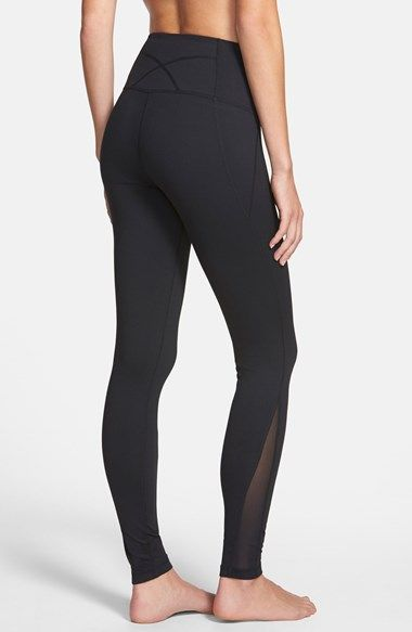06514b895a84ea Zella 'Live-In' High Waisted Leggings | Nordstrom $58 | Style ...