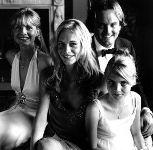The Delevingne Family