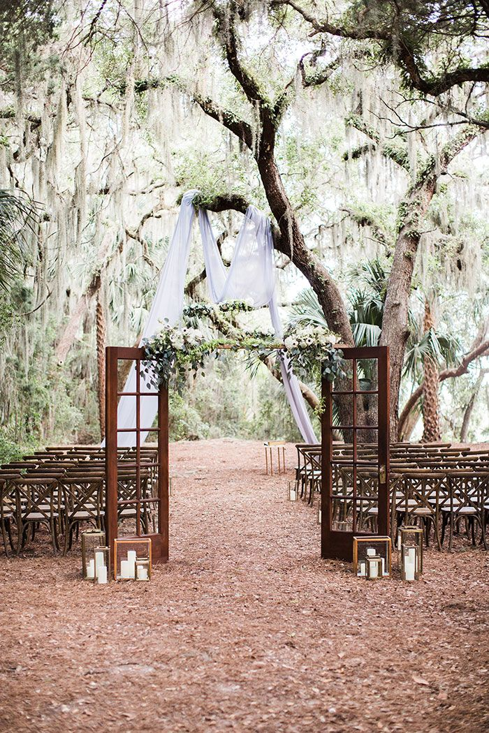 Omni Amelia Island Florida White Wedding Inspiration05 Island Theme Wedding Walkers Landing Wedding Amelia Island