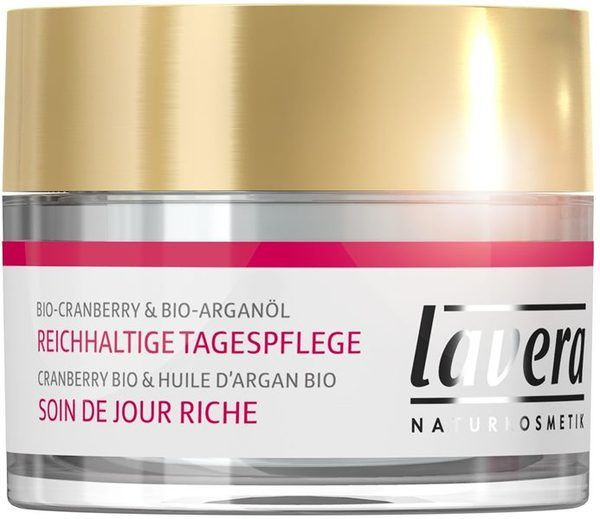 Photo of Lavera – Organic Cranberry & Organic Argan Oil Rich day care …