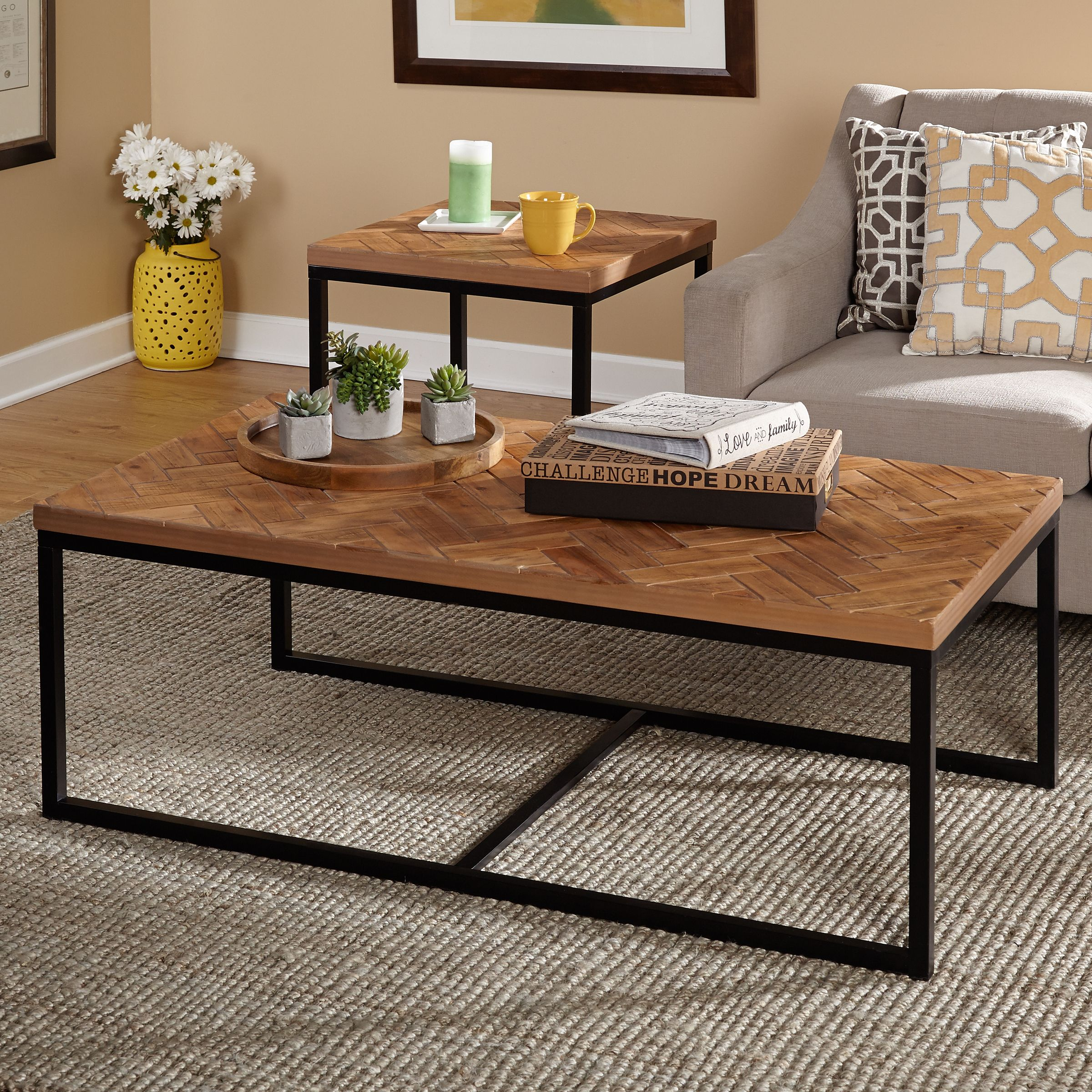Simple Living Emmerson Coffee Table Overstock Com Shopping The