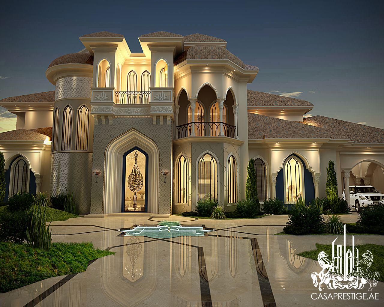 Image jpeg 1280 1024 pixels d co pinterest for Decoration de facade de villa