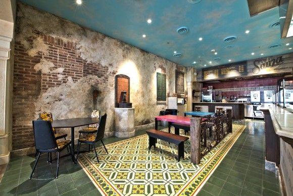 18 fresh and simple restaurant interiors bar; bakery; shop18 fresh and simple restaurant interiors
