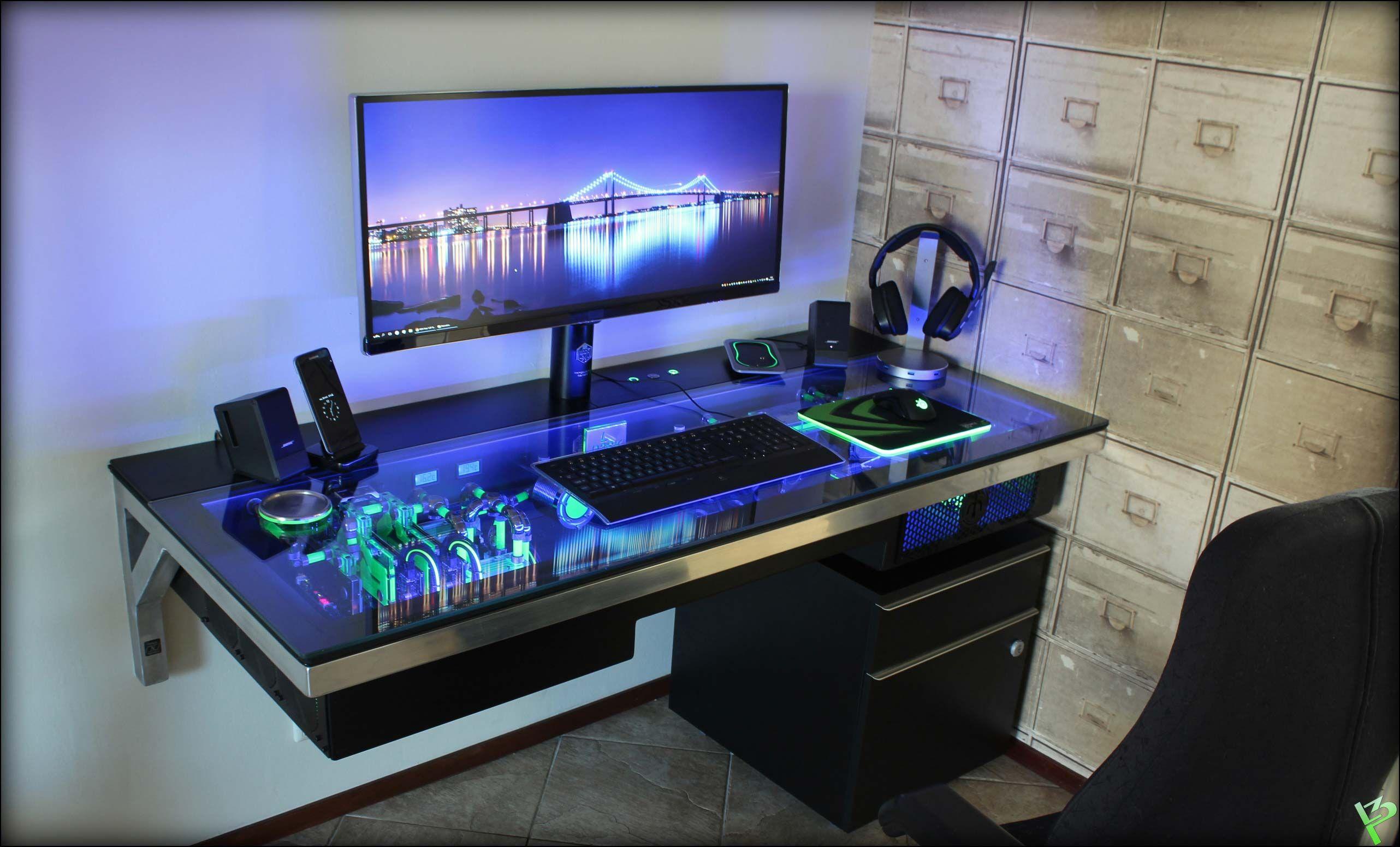 L3p D3sk 2015 Diy Computer Desk Computer Desk Computer Room