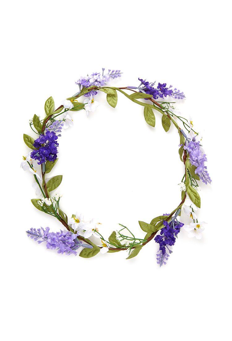 Psd Flower Tiara Topsimages