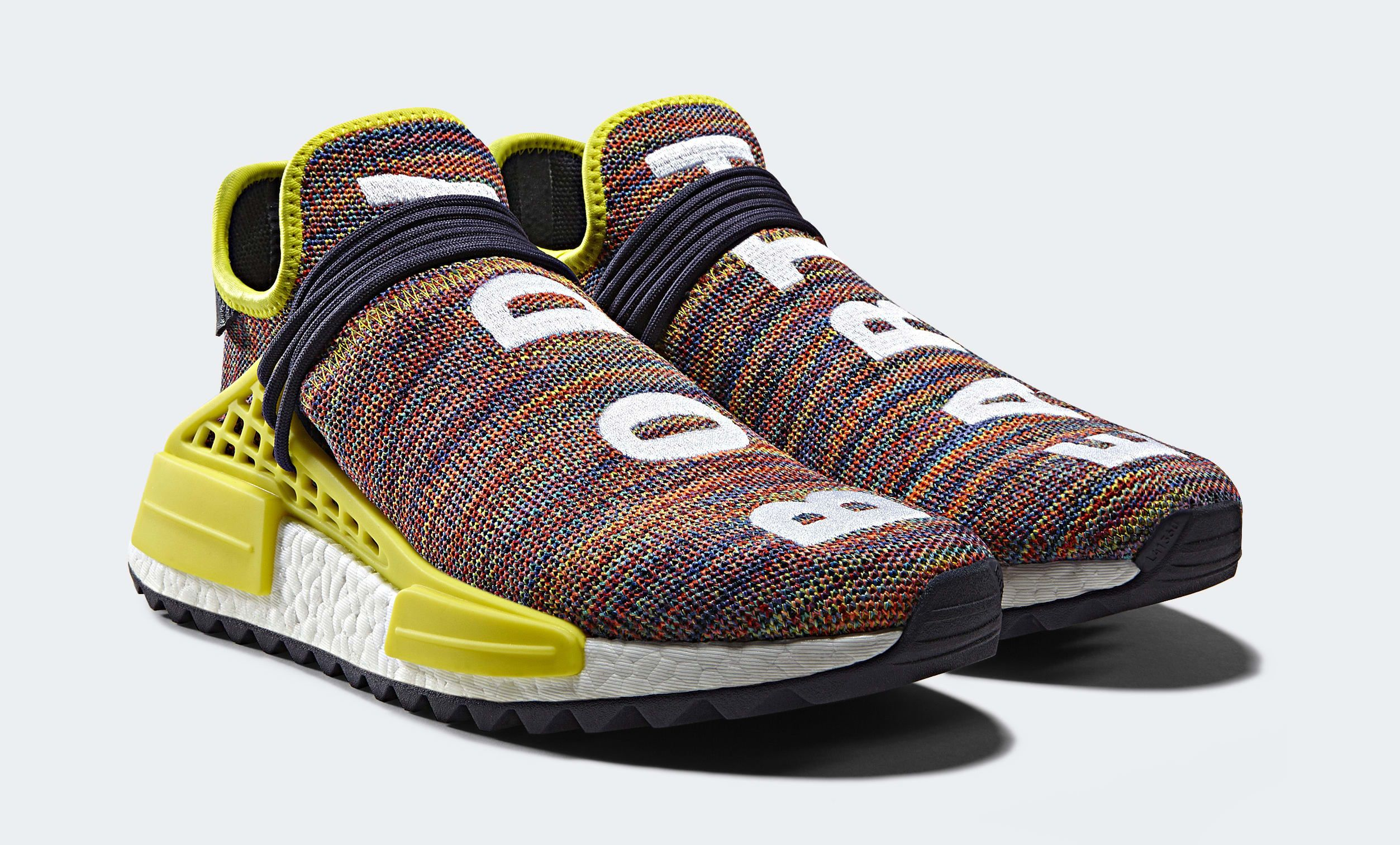 new styles 816b2 d4803 Pharrell x Adidas Originals Hu NMD TR  Hiking Collection  AC7360 (Pair)