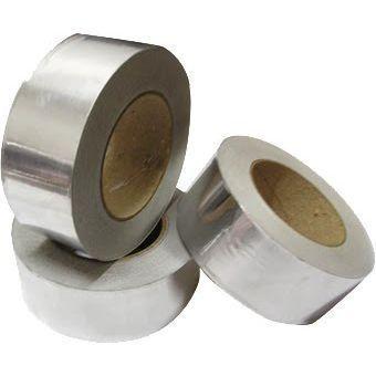 Cinta De Aluminio 50mm X 45 Metros Para Sujetar Filtros Y Accesorios De Iluminación En Proyectores Resis Accesorios De Iluminación Cinta Adhesiva Aluminio