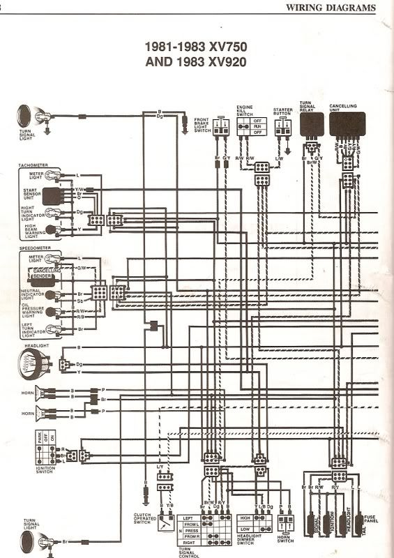 Xv920 Wiring Diagram - Wiring Diagram All on