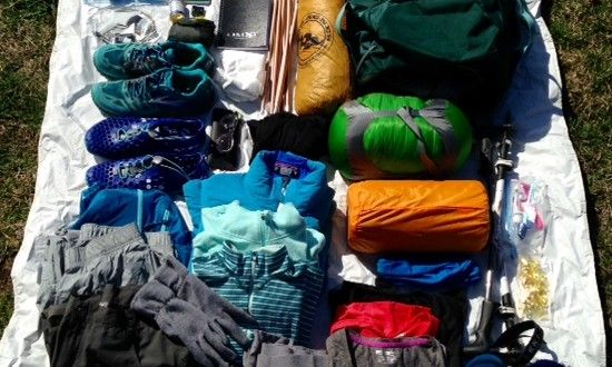 Photo of A Serial Over-Packer's Thru-Hike Gear List – The Trek