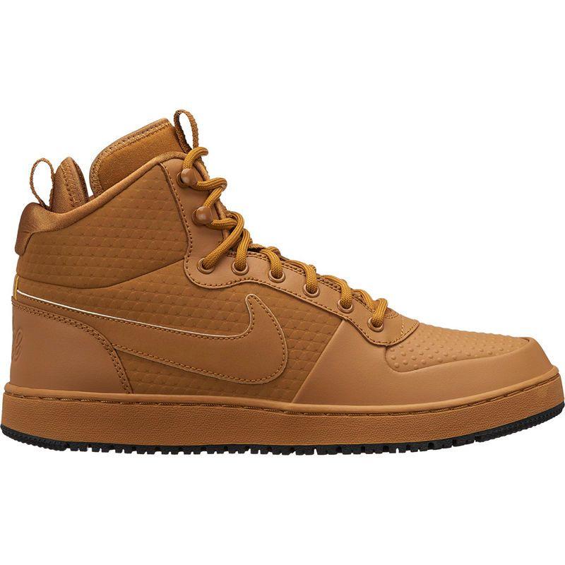 Nike Ebernon Mid Winter Mens Basketball Shoes Lace Up Basketball Shoes Nike Shoes Size Chart Nike