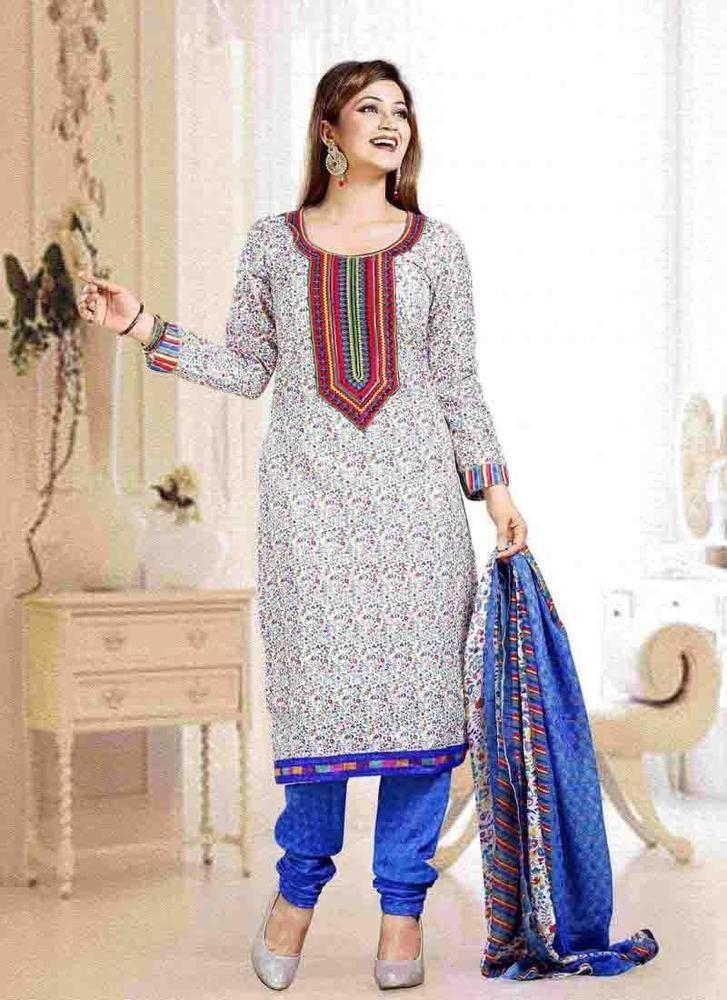 Buy 1 Get 1 Free Kameez Indian Pakistani New Anarkali Dress Suit ...
