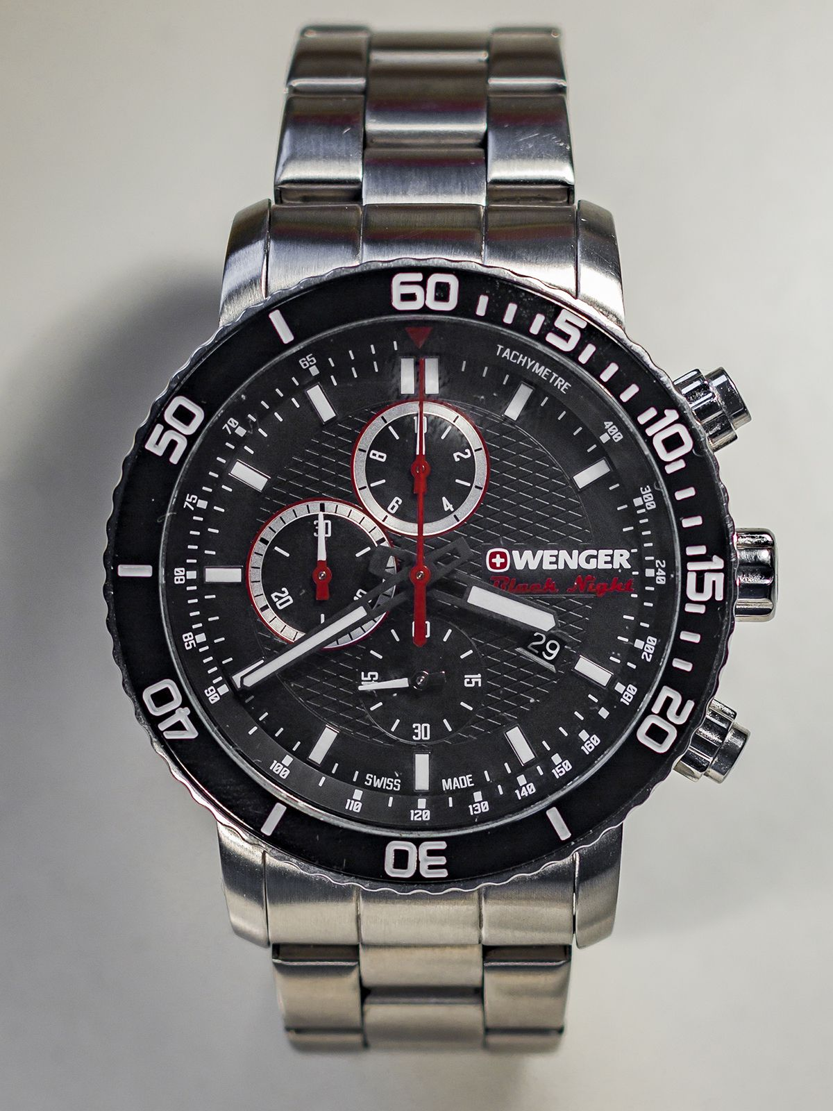 Wenger Roadster Black Night Chrono 01.1843.106  d72870772a6
