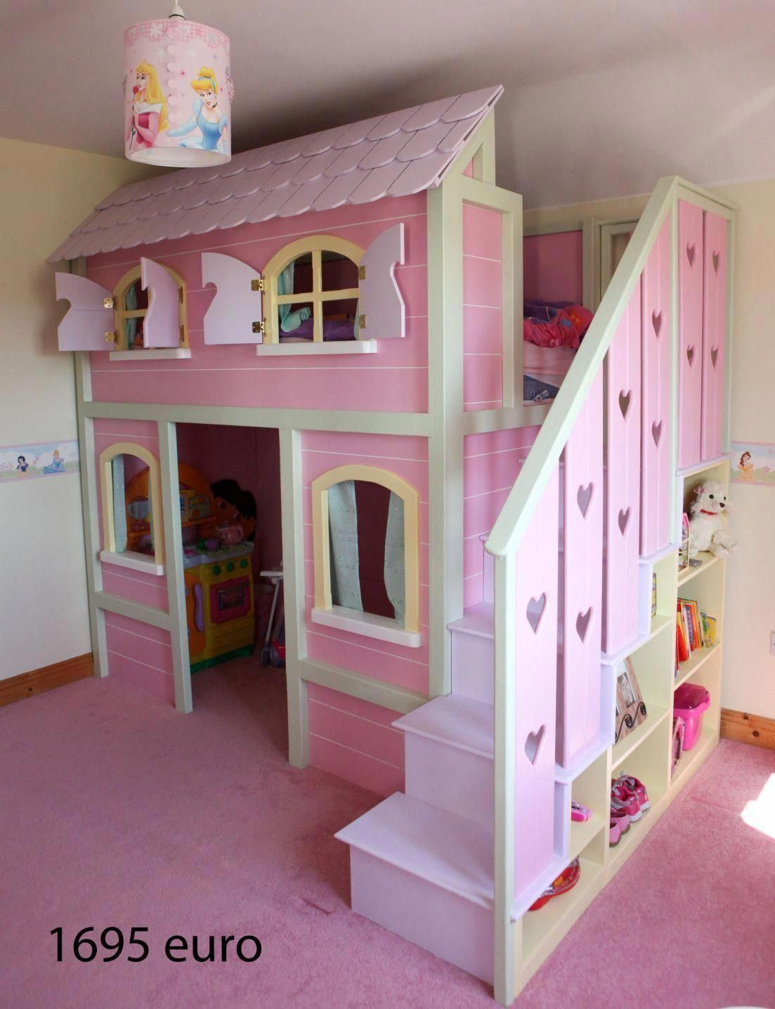 """Acquire great pointers on """"bunk bed ideas for girls"""". They are accessible for yo… Çocuk Odası"""