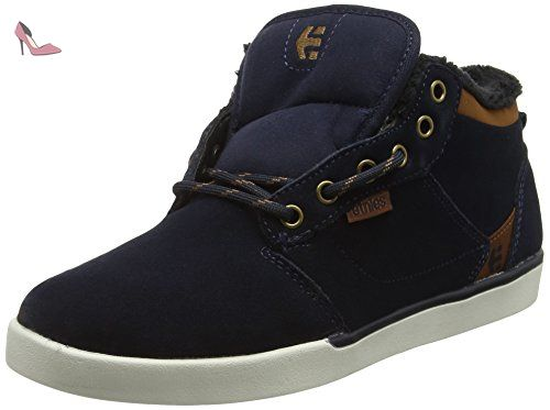 Etnies Jefferson, Chaussures de Skateboard Homme, Marron (Dark Brown), 42 EU