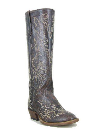 6b432b7670f Macie Bean Western Boots Womens Cowboy Tall Floral Brown Raven M5004 Price     107.20 http   www.standupranchers.com Macie-Bean-Western-Womens-Cowboy dp   ...