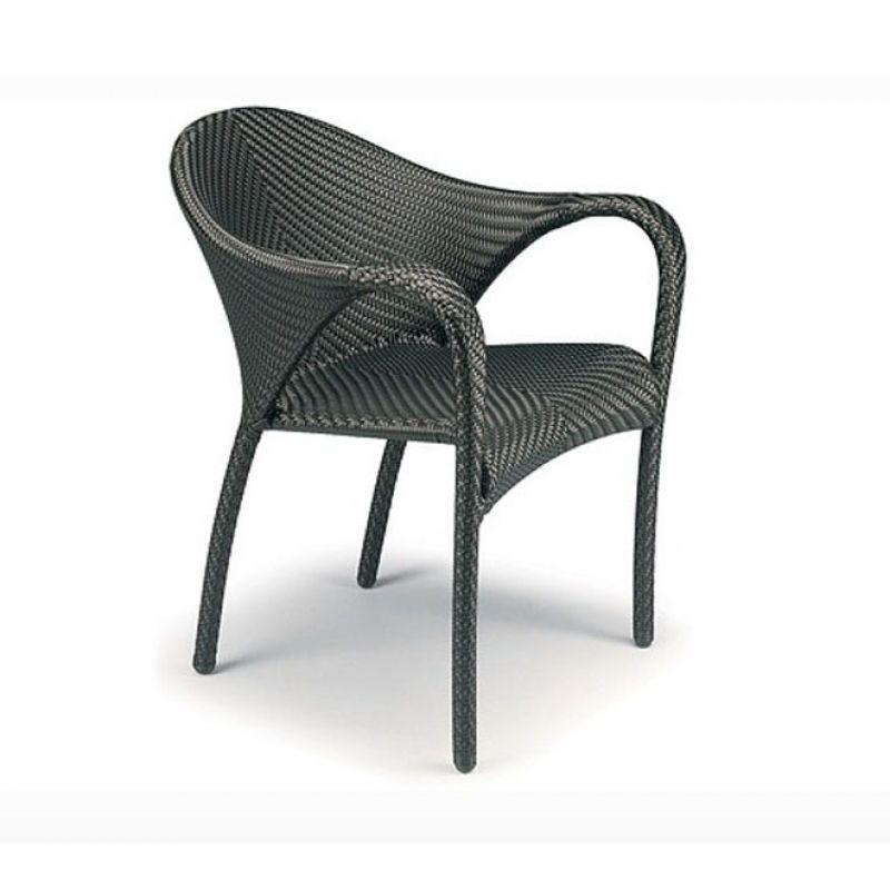 Dedon Tango Armlehnstuhl • Dedon Tango Outdoor Gartenmöbel von Villa ...