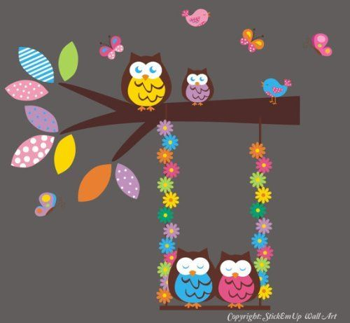 Pin About Nursery Wall Decals And Forest Nursery On Too Cute