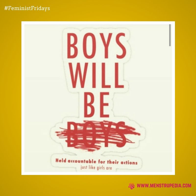 Sounds about right, doesn't it?  #FeministFridays