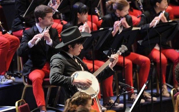Resultado de imagen para National Youth Orchestra
