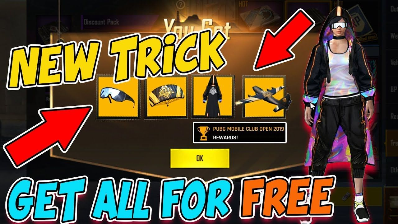 how to get free outfits pubg mobile