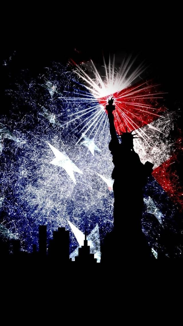 "/""4TH OFJULY/"" Iron On Patch Patrotic Holiday Celebration Fireworks"