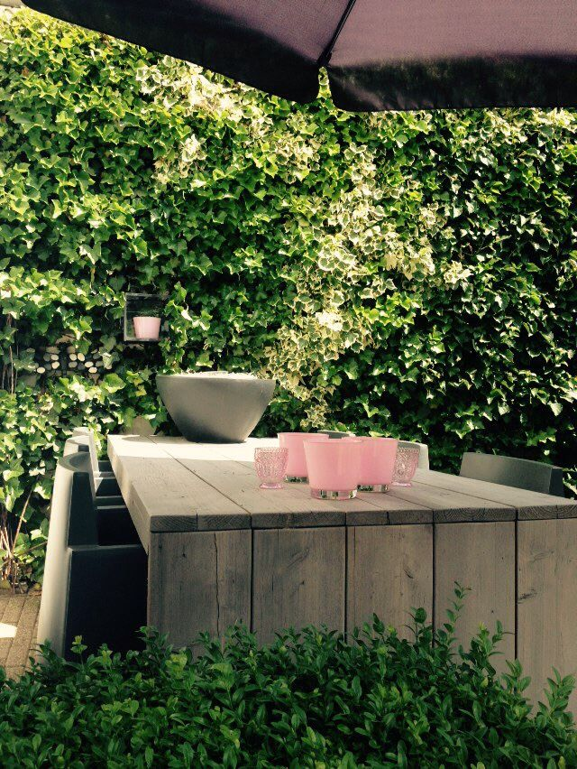 Outdoor styling casa Gerwine