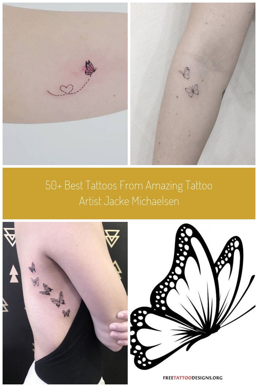 50 Best Tattoos From Amazing Tattoo Artist Jacke Michaelsen