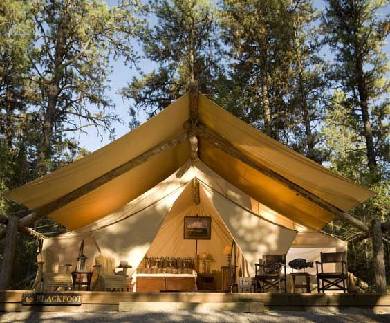 Tented Luxury: Youu've never seen anything like it... | globalblackbook