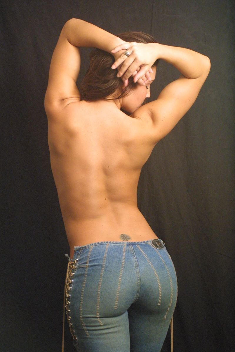 Beautiful Strong Back