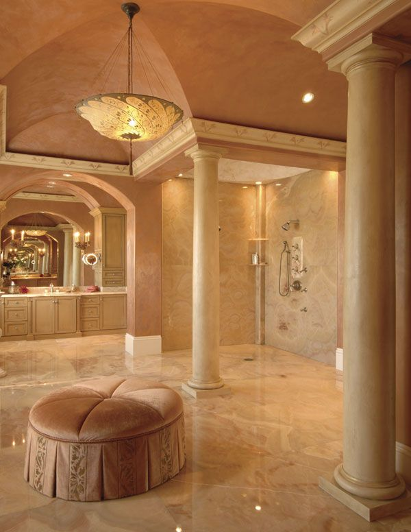 Million Dollar Bathrooms | Naples Million Dollar Homes For ...