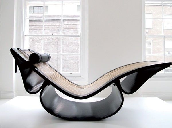 Patrick martinez 39 lovely day 39 known gallery oscar for Chaise longue oscar niemeyer