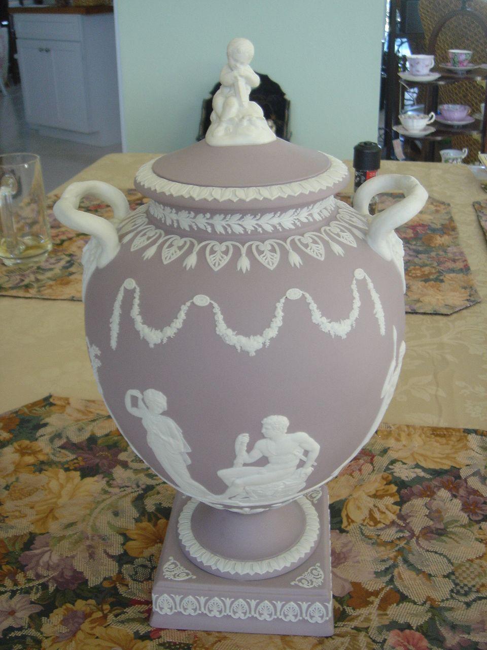Lilac jasperware wedgwood jasperware ceramica inglesa for Vajillas porcelana clasicas