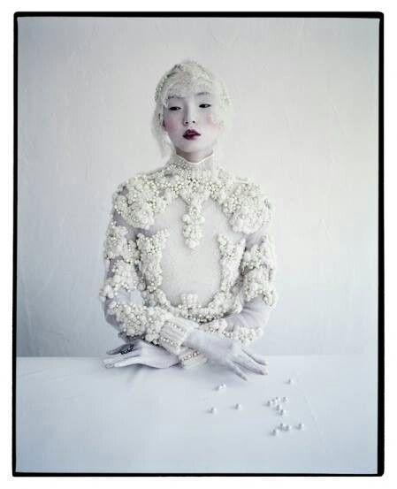 Xiao Wen - London, 2011 - Tim Walker