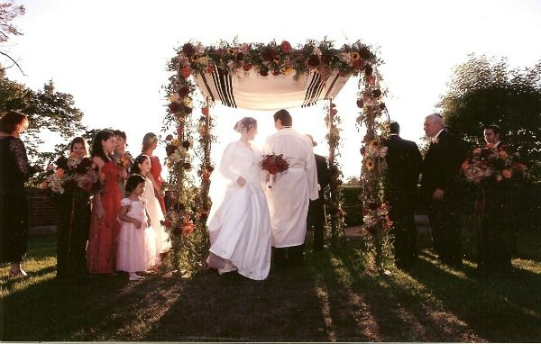 Orthodox Jewish Wedding Ceremony
