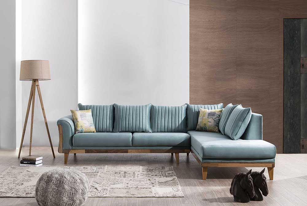 Weltew Defne Kose Takimi Furniture 2019 Oturma Odasi