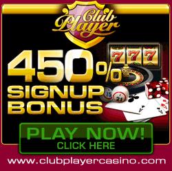 Club Player Casino Bonus Codes Best Club Player Casino Bonuses