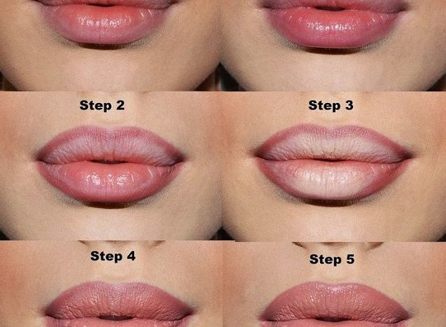How To Make Your Lips Look Fuller And Bigger Lips Fuller How To