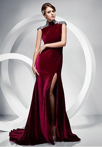 3f54b58ef8fd7 çok değişik www.kadife elbise modelleri kızlar   Alınacak Şeyler ...