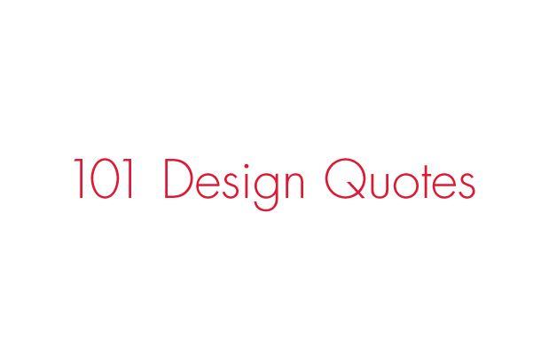 101 Design Quotes - Branding Identity DesignBranding \/ Identity - branding quotation
