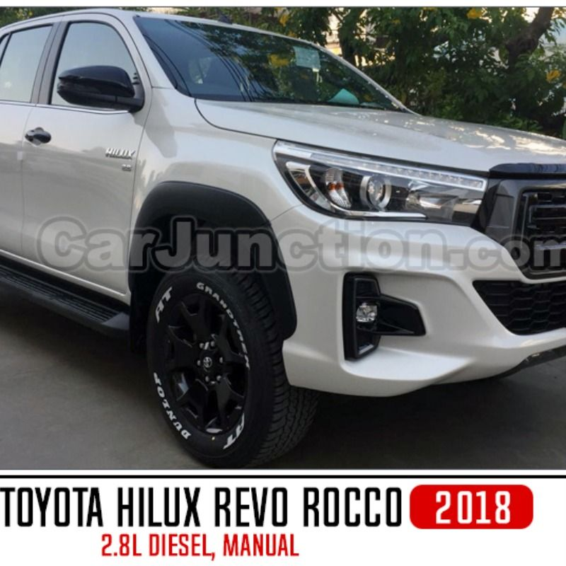 Toyota Hilux Revo Rocco At Competitive Price In 2020 Toyota Hilux Used Toyota Toyota