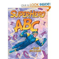 SuperHero ABC has been a hit with all the elementary classes I have subbed for. The student's especially love creating their own superhero alliteration.