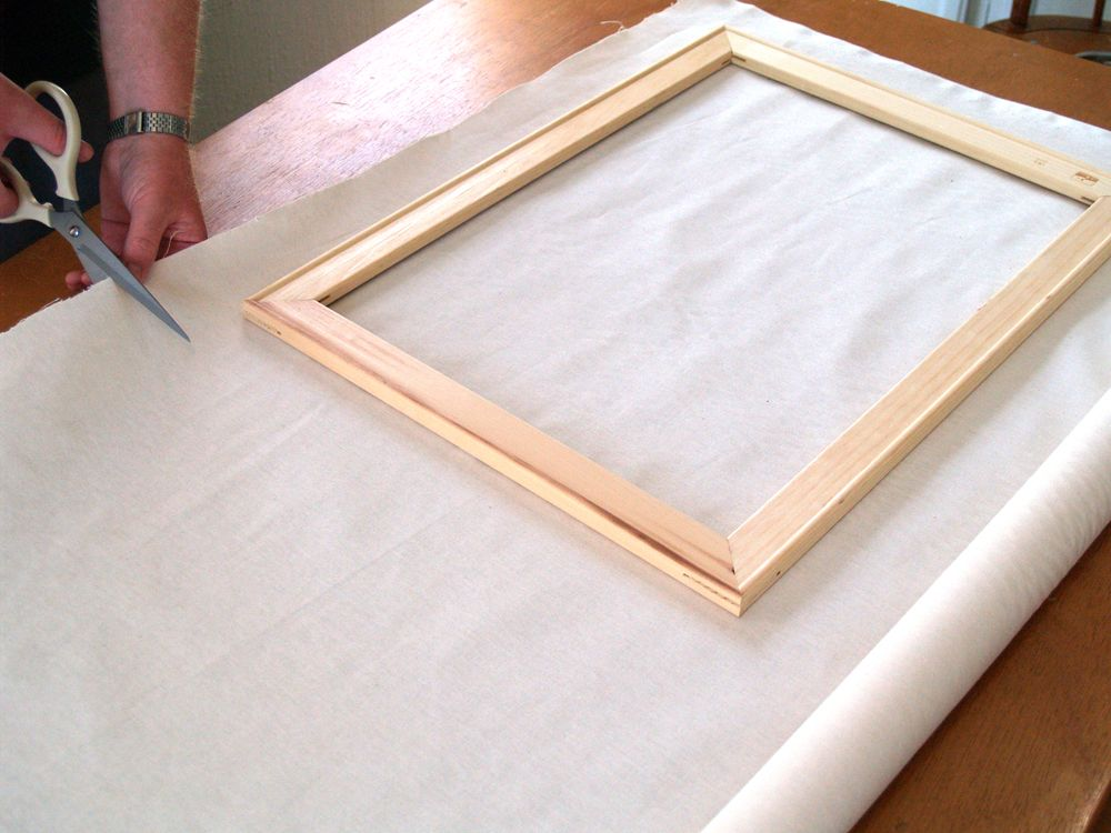 how to stretch your own canvas and why you should definitely diy it crafty canvas canvas. Black Bedroom Furniture Sets. Home Design Ideas