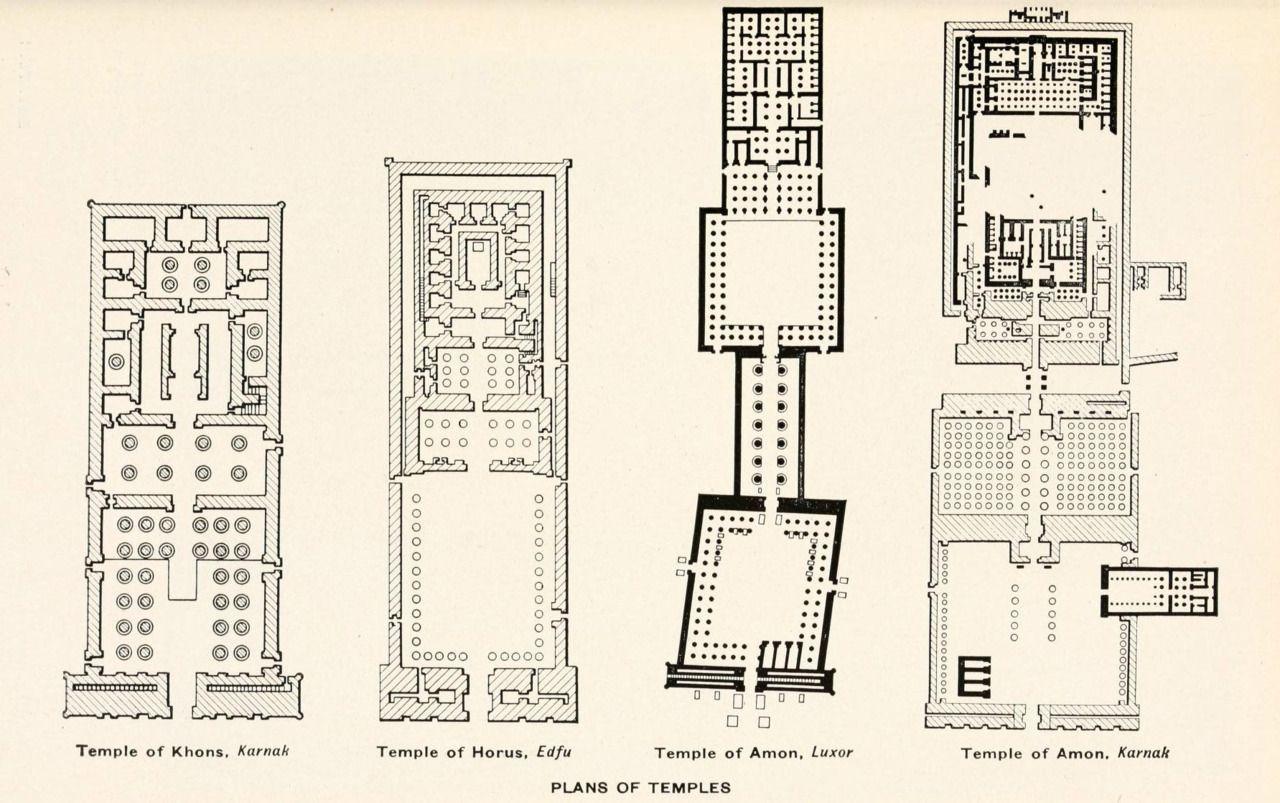 Archimaps Ancient Egypt Architecture Ancient Egyptian Architecture Egyptian Temple