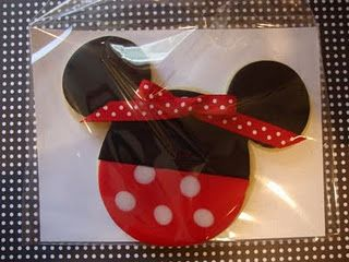 Minnie cookie